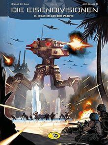 Die Eisendivisionen #2: Invasion aus dem Pazifik