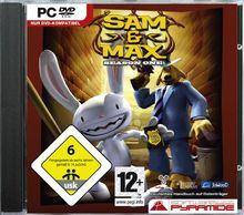Sam & Max - Season One [Software Pyramide]