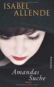 Amandas Suche: Roman (suhrkamp taschenbuch)