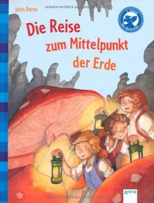 Die Reise zum Mittelpunkt der Erde: Der Bücherbär: Klassiker für Erstleser