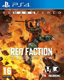 Red faction Guerilla Remastered : Playstation 4 , ML