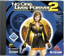 No One Lives Forever 2: Agentin in geheimer Mission [Software Pyramide]