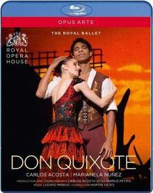 MINKUS: Don Quixote (Ballet) (Royal Opera House, 2013) [Blu-ray]