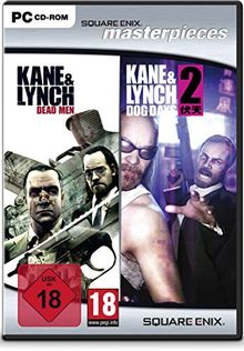 Square Enix Masterpieces: Kane & Lynch Collection
