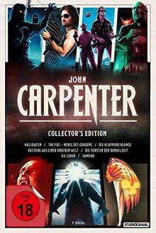 John Carpenter Collector's Edition [7 DVDs]