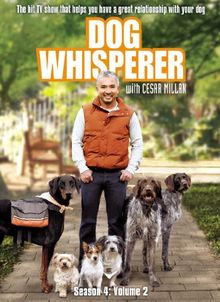 Dog Whisperer With Cesar Millan: Season 4 V.2 [DVD] [Import]