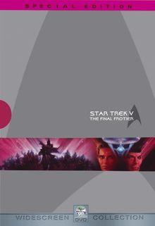 Star Trek 5 - Am Rande des Universums (Special Edition, 2 DVDs) [Special Edition] [Special Edition]