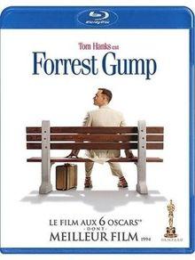 Forrest gump [Blu-ray] [FR Import]