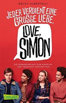 Love, Simon (Filmausgabe) (Nur drei Worte – Love, Simon)
