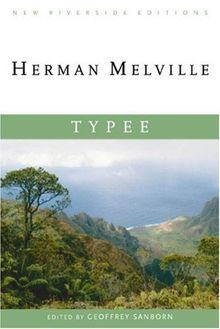 Typee (New Riverside Editions)