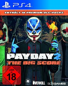 PAYDAY 2 - THE BIG SCORE [PlayStation 4]