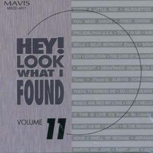 Vol.11-Hey! Look What I Found