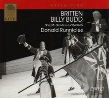 Benjamin Britten - Billy Budd (Opern-Gesamtaufnahme)