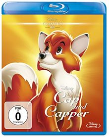 Cap und Capper - Disney Classics 23 [Blu-ray]