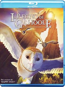 Il regno di Ga'Hoole - La leggenda dei guardiani [Blu-ray] [IT Import]
