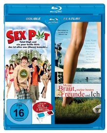 Doppel Blu-ray: Sex Pot 3D & Meine Braut, meine besten Freunde...