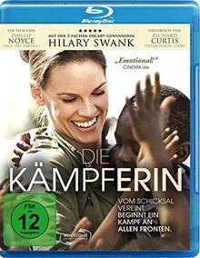 Die Kämpferin [Blu-ray]