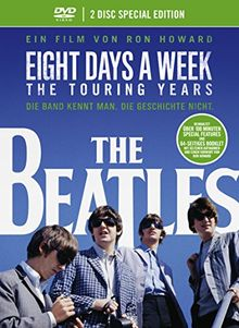 The Beatles: Eight Days a Week - The Touring Years (Special Edition, 2 Discs, OmU)