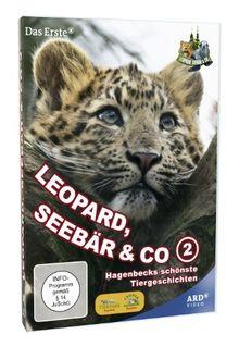 Leopard, Seebär & Co. 2 [4 DVDs]