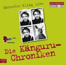 Die Känguru-Chroniken: 2 CD's