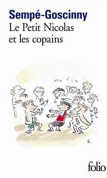 Le petit Nicolas et les copains (Folio)