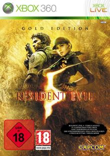 Resident Evil 5 - Gold Edition - [Xbox 360]