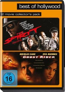 Best of Hollywood - 2 Movie Collector's Pack: The Spirit / Ghost Rider [2 DVDs]