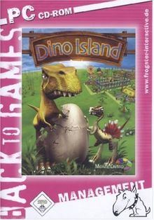 Dino Island [Back to Games]