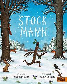 Stockmann: Vierfarbiges Bilderbuch (MINIMAX)