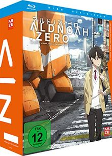 Aldnoah.Zero - Blu-ray Vol. 1 (inkl. Sammelschuber & Soundtrack) [Limited Edition] [Blu-ray]
