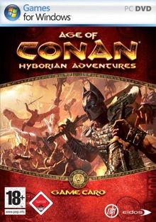 Age of Conan: Hyborian Adventures - Timecard