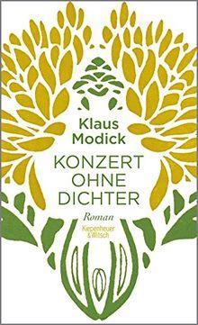 Konzert ohne Dichter: Roman