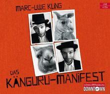 Das Känguru-Manifest: Ungekürzte Autorenlesung
