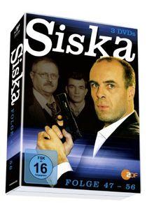Siska - Folge 47-56 auf 3 DVDs!