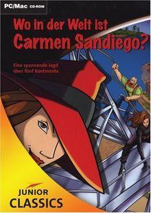 Wo in der Welt ist Carmen Sandiego?