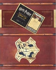 Harry Potter 1-5 Limitierte Geschenk-Box Edition (11 DVDs, inkl. Harry Potter Trivia Game und Harry Potter Trading Cards) [Limited Edition]