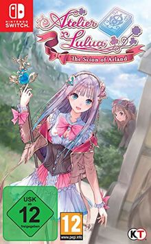 Atelier Lulua The Scion of Arland [Nintendo Switch]