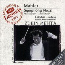 Decca Legends - 1975 (Mahler: Sinfonie Nr. 2)