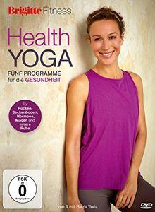 Brigitte - Health Yoga - Fünf Programme für die Gesundheit