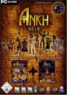 ANKH - Gold