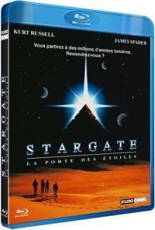 Stargate : La porte des étoiles (Versions cinéma et Director's cut) [Blu-ray]