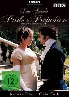 Pride and Prejudice (2 Disc Set)