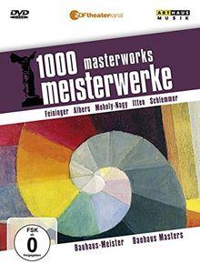 1000 Meisterwerke - Bauhaus