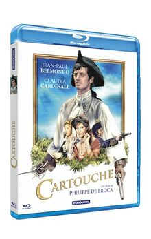 Cartouche [Blu-ray] [FR Import]