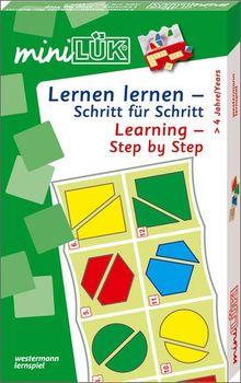 miniLÜK-Sets: miniLÜK-Set: Lernen lernen