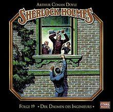 Der Daumen des Ingenieurs: Sherlock Holmes - Folge 19.