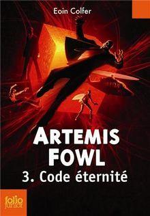 Code Eternite (Folio Junior)