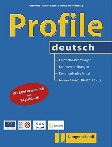 Profile Deutsch Lernzielbestimmungen Kannbeschreibungen Und