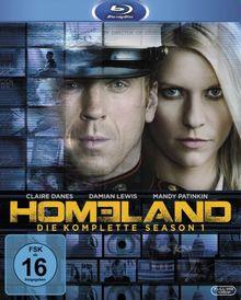 Homeland - Die komplette Season 1 [Blu-ray]