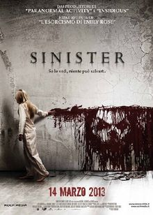 Sinister [IT Import]
